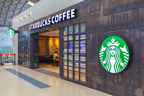 coffee franchise example