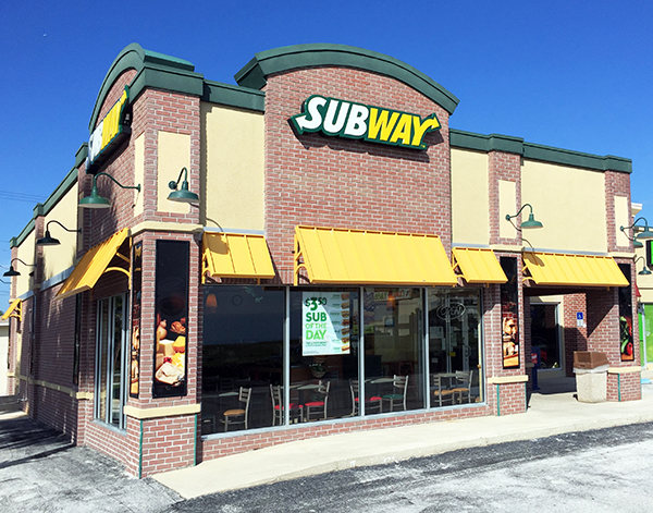 sandwich franchise example